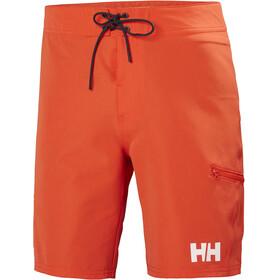 """Helly Hansen HP Board zwembroek Heren 9"""" rood"""